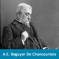 A.E. Beguyer De Chancourtois