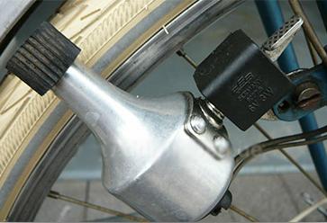 bisiklet dinamosu