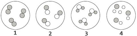 element molekül
