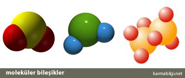 molekul-bilesik